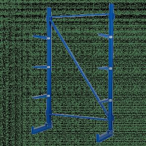 Draagarmstelling basismodel 225x135x64 cm - DSP-101
