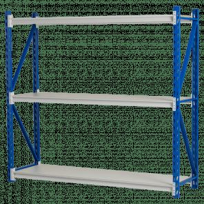 Grootvakstelling basismodel 200x202x60 cm - GSP-101