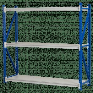 Grootvakstelling aanbouwmodel 200x202x60 cm - GSP-102