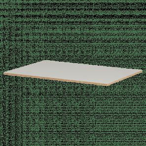 Legbord grootvakstelling - geplastificeerd - 84 cm - GSP-005