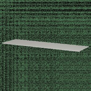 Legbord staal - 202 cm - grootvakstelling - GSP-006