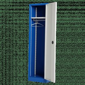 Garderobekast 200x53x45 cm - hang & leg - rechts draaiend - GMP-303