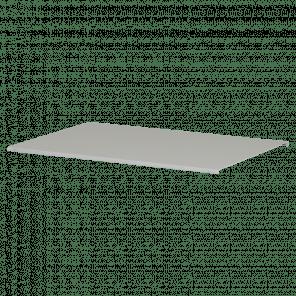 Legbord staal - 84 cm - grootvakstelling - GSP-007