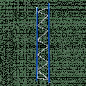 Palletstelling frame 600x113 cm - PSP-004