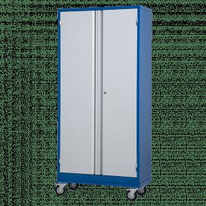 Verrijdbare materiaalkast 200x100x45 cm - GMP-407