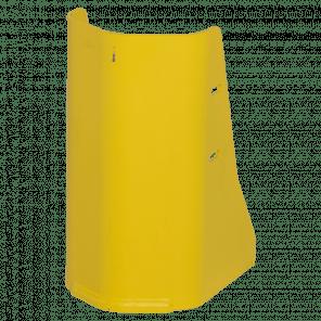 Aanrijdbeveiliging kolom - extra breed - ABP-105