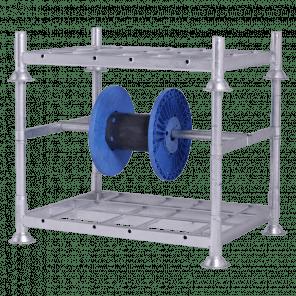 Kabelrol houder - stapelrek - SRP-401