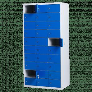 Kluisjes kast personeel - 30 vaks - 180x87,5x50 cm - LKP-503