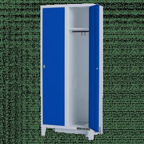 Droogkast kleding - locker - 194x80x49 cm - VLP-102