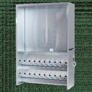 Industriële droogkast - rvs- 197,1x151,5x50 cm - VLP-101