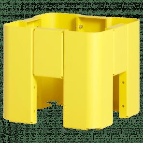Aanrijdbeveiliging kolom - 44x44 cm - ABP-108