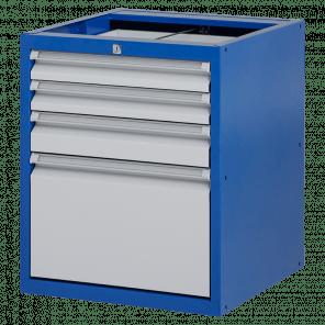 Werktafelblok - 4 laden - BWP-026