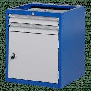 Werktafelblok - 2 laden & deur - BWP-033