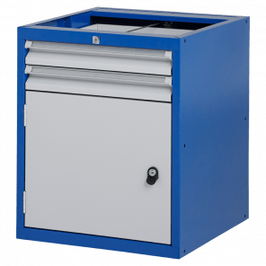 Werktafelblok 2 laden & deur - BWP-036