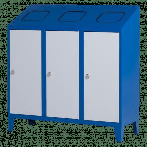 Afvalbak werkplaats 3 delig - AWP-103